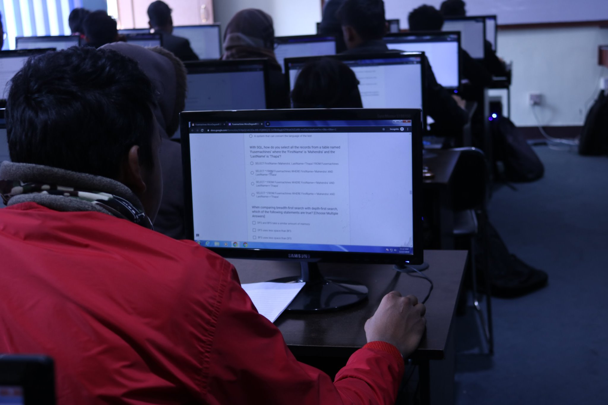 BCA Course In Samriddhi College
