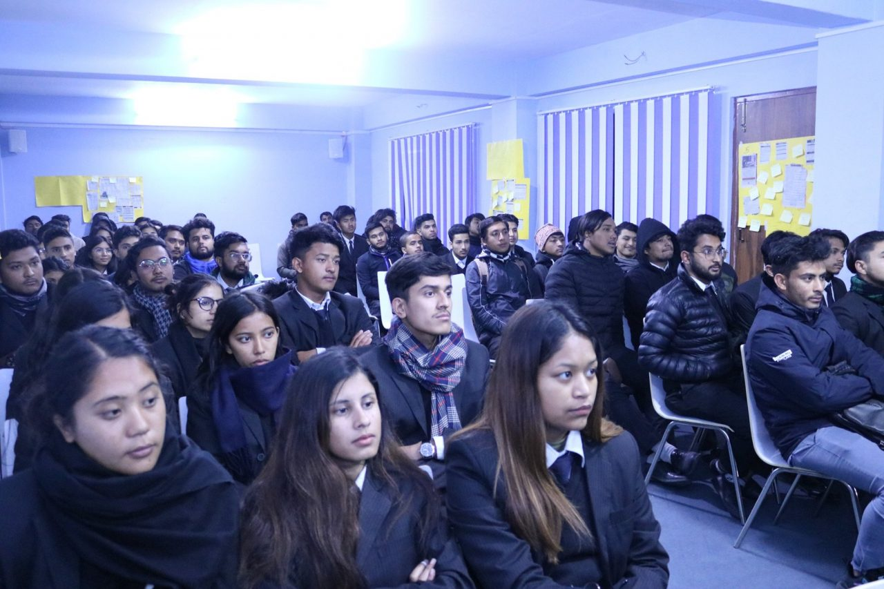 BBS College in Nepal