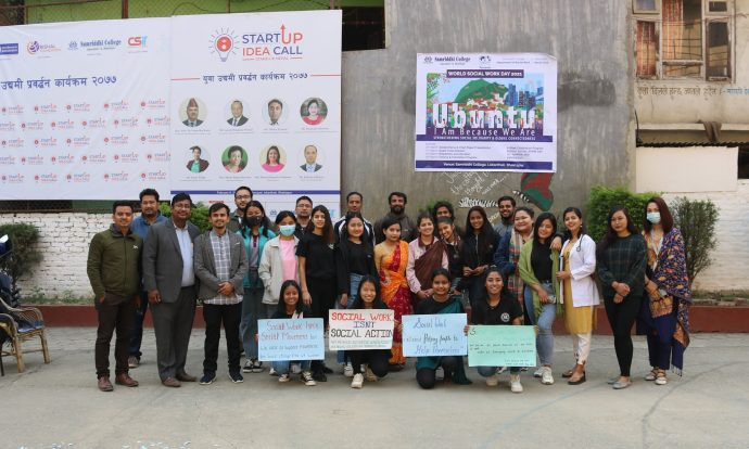 World Social Work Day 2021- feature Pic