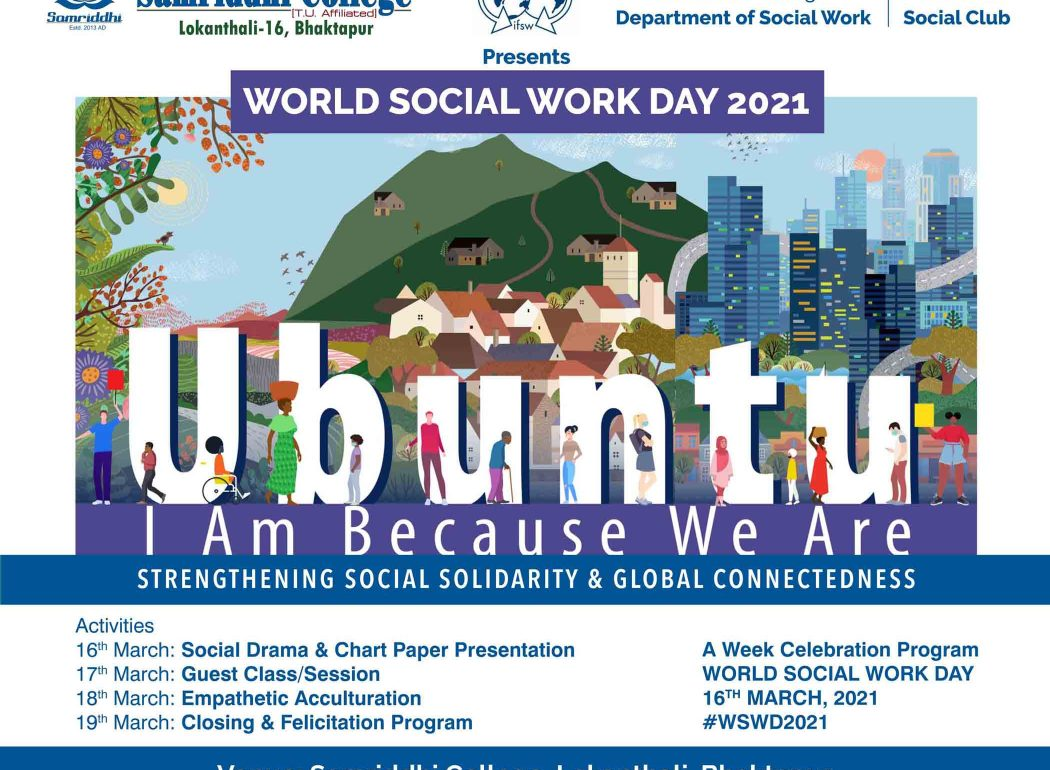 Social Work Day 2021