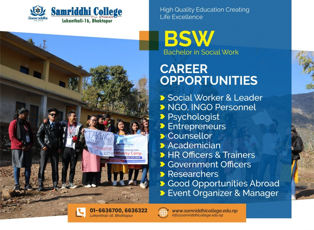 BSW College in Nepal