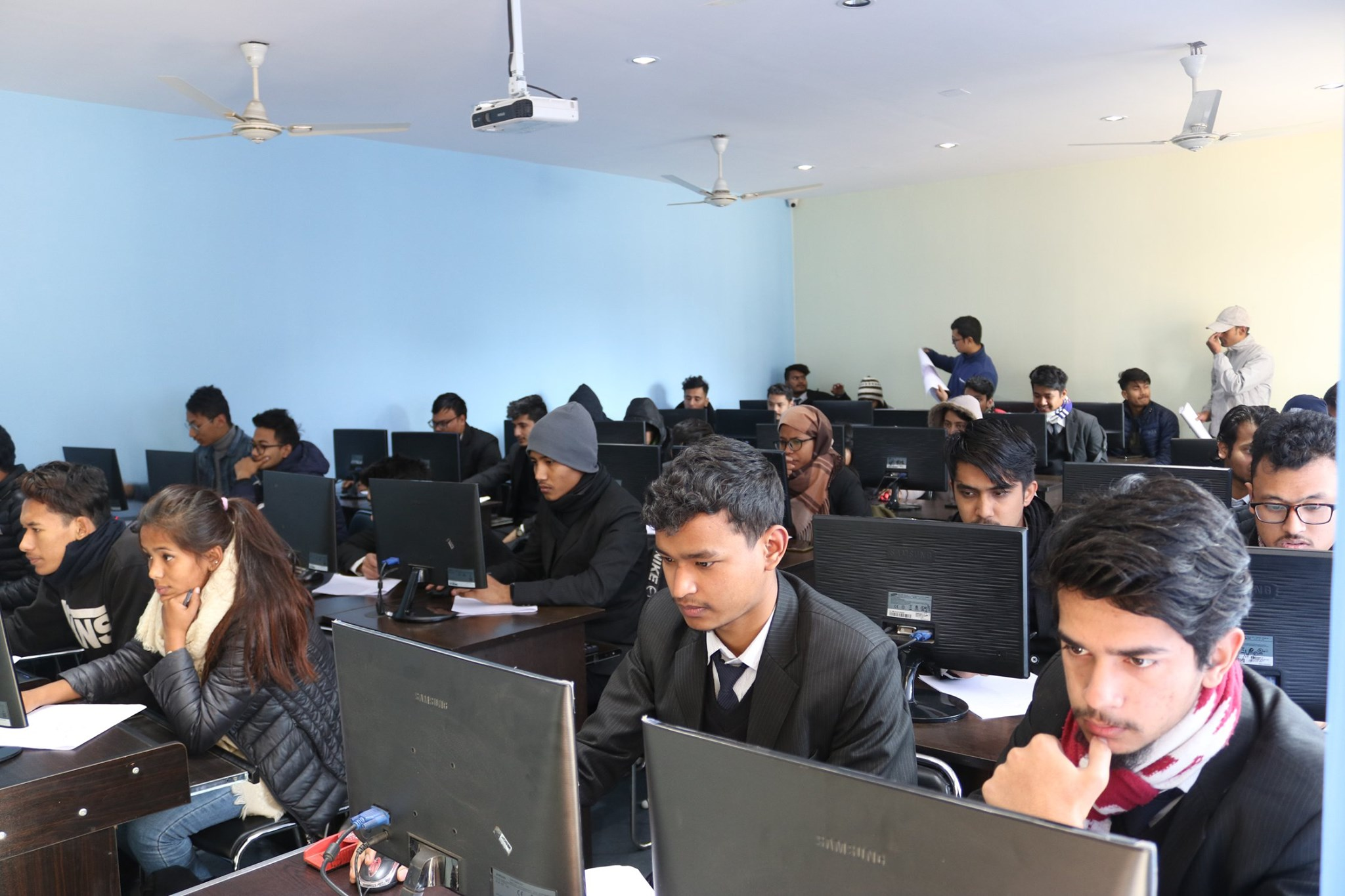 BIT College in Nepal